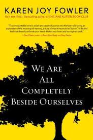We are all completely besides ourselves